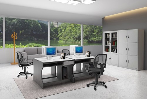 Thiết kế văn phòng đẹp nhờ mua ghế xoay giá rẻ
