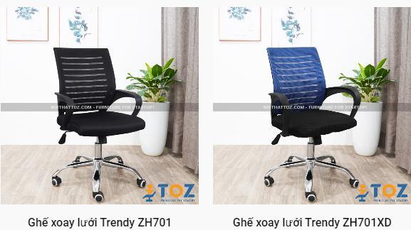 { Giá rẻ } Mua ghế lưới xoay văn phòng giá rẻ và những điều cần biết