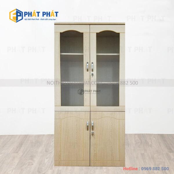 Cách chọn tủ văn phòng phù hợp theo chất liệu và mục đích sử dụng