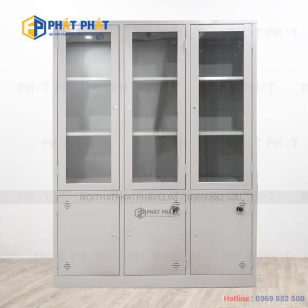 Cách chọn tủ văn phòng phù hợp theo chất liệu và mục đích sử dụng - 1