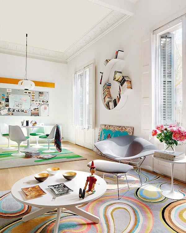 Xu hướng thiết kế màu sắc nội thất phù hợp hiện nay