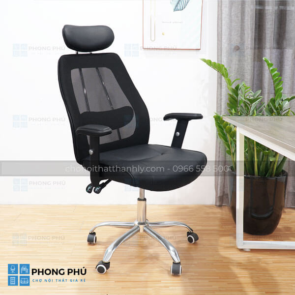 Ngắm nhìn những mẫu ghế văn phòng giá rẻ nổi bật nhất hiện nay - 1