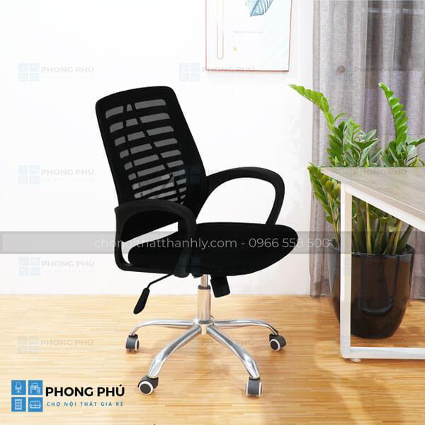 Lý do nên sử dụng ghế lưới nhân viên trong văn phòng làm việc