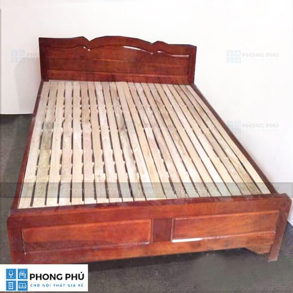 Vì sao nên chọn giường gỗ keo và lợi ích khi mua giường gỗ keo ? - 1