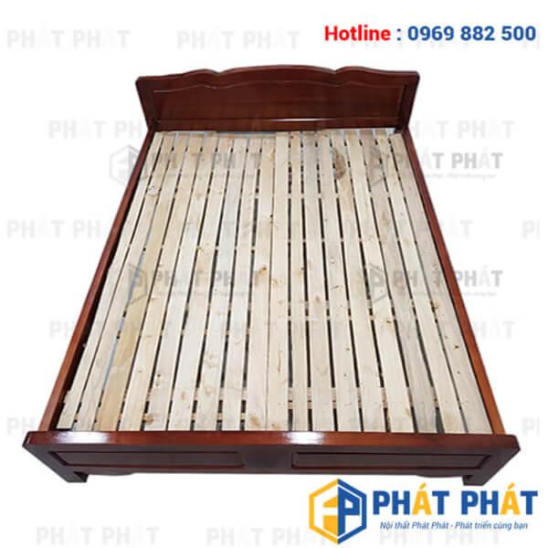 Vì sao nên chọn giường gỗ keo và lợi ích khi mua giường gỗ keo ?