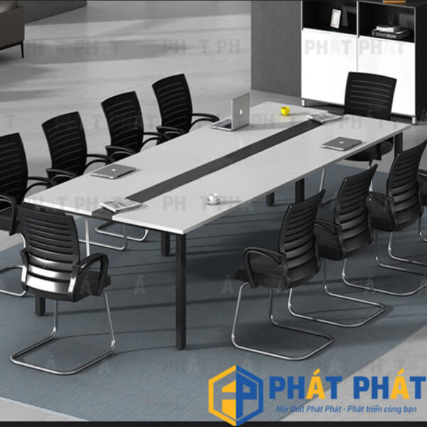 Vì sao bàn họp chân sắt được sử dụng nhiều trong văn phòng hiện đại ?