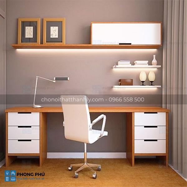 Những mẫu bàn làm việc tại nhà có thiết kế đẹp và hiện đại nhất - 2