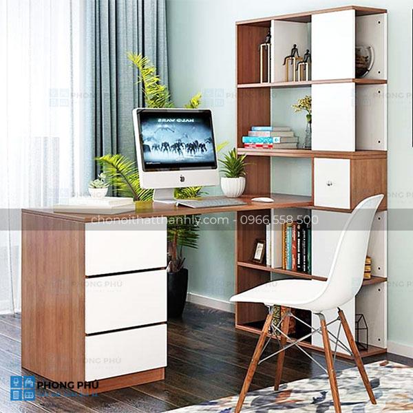 Những mẫu bàn làm việc tại nhà có thiết kế đẹp và hiện đại nhất - 1