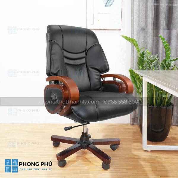 Những mẫu ghế giám đốc hiện đại với thiết kế đẳng cấp