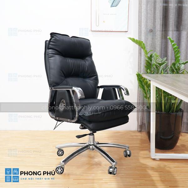 Những mẫu ghế giám đốc hiện đại với thiết kế đẳng cấp - 1