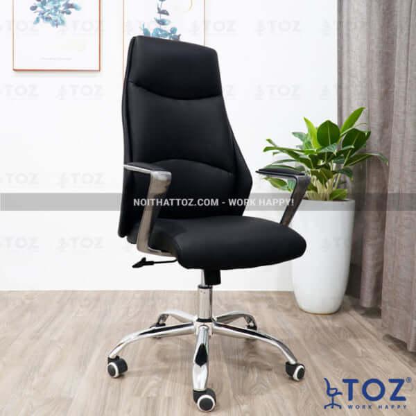 Ghế văn phòng đẹp, đa dạng mẫu mã lựa chọn tại TOZ - 4
