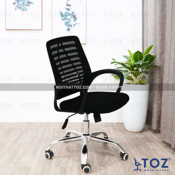 Ghế xoay lưới văn phòng đẹp và hiện đại | Nội thất TOZ