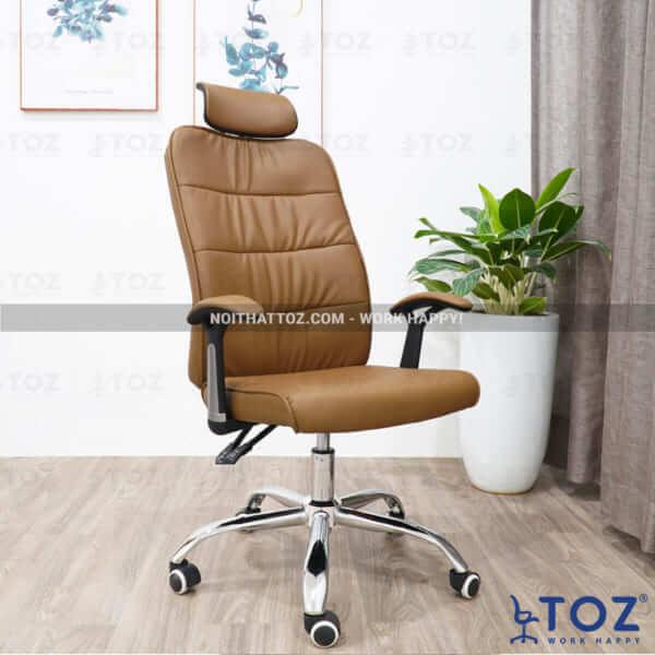 Ghế văn phòng đẹp, đa dạng mẫu mã lựa chọn tại TOZ - 3