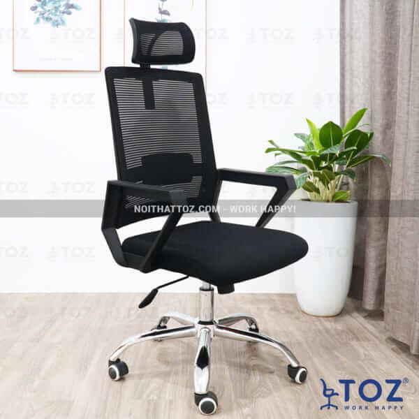 Ghế xoay lưới văn phòng đẹp và hiện đại | Nội thất TOZ -1